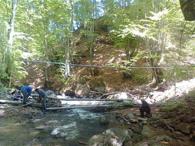 Predejančani sami popravili kvar na vodovodu i očistili izvore