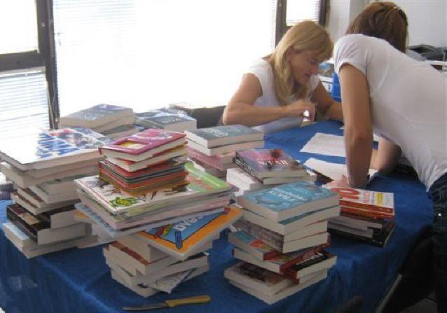 Knjige za biblioteke i škole na jugu Srbije