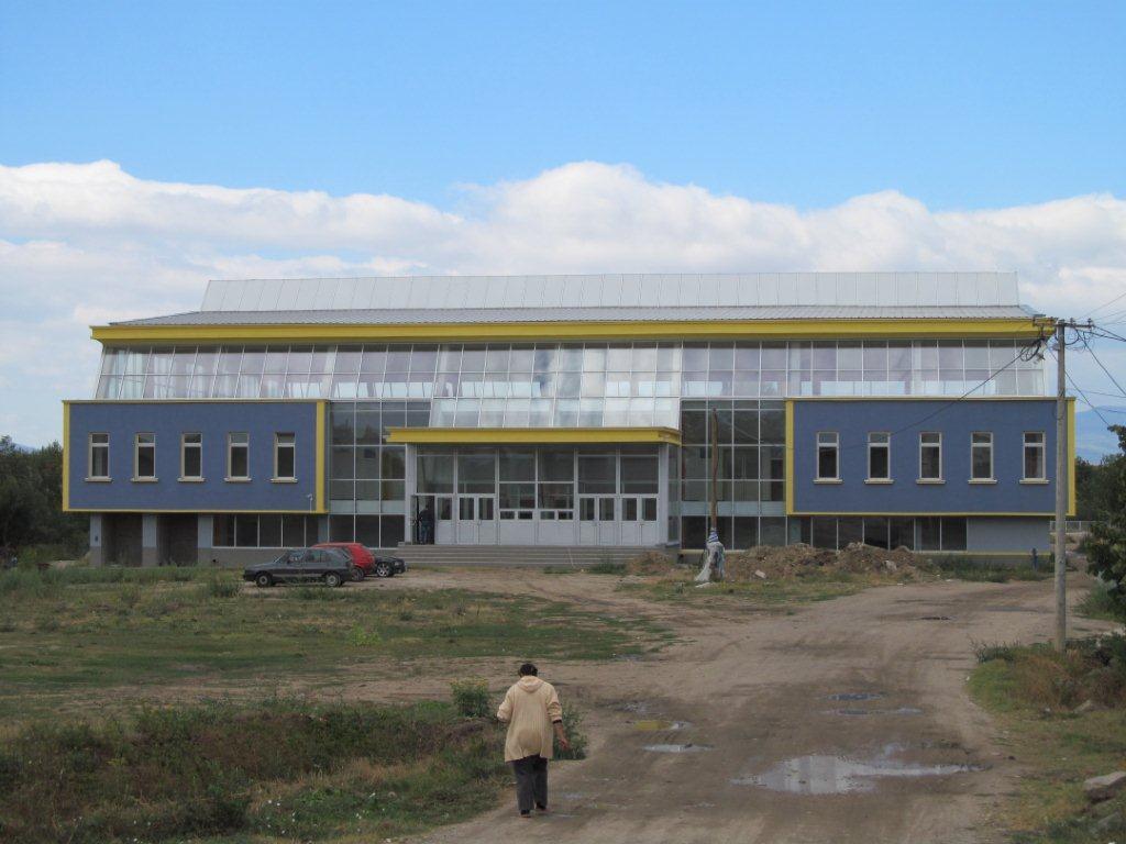 Ugašen tek osnovani Sportski centar