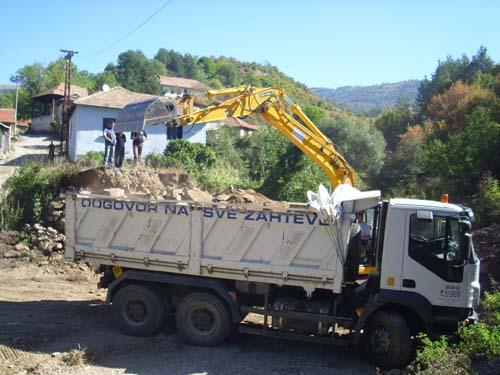 Turističko selo Gostuša dobija novi most