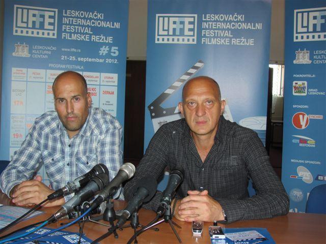 """Rediteljska elita iz regiona pravi istorijski dogovor na festivalu """"Liffe"""" u Leskovcu"""