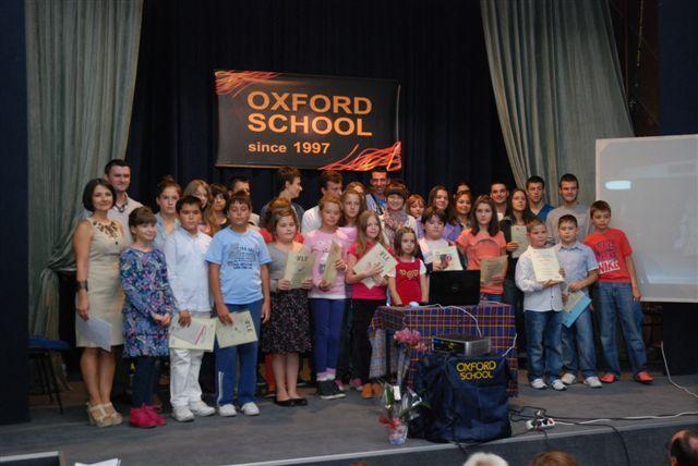 Obeležen 15. rođendan Oxford school