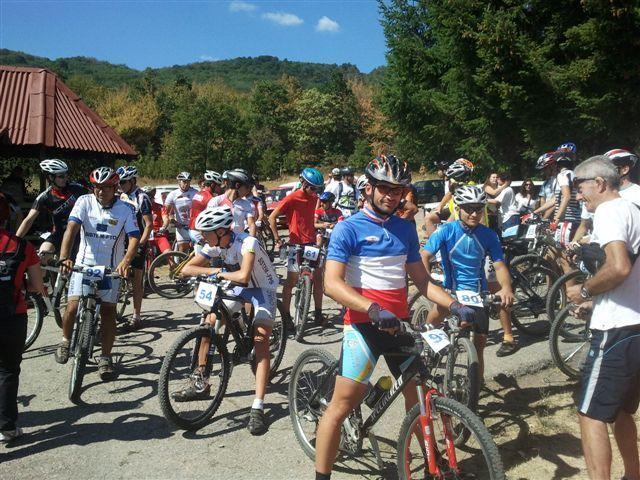 Mountainbike Cross-country maraton na Radan planini
