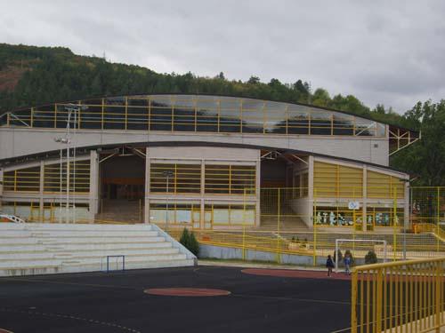 Otvorena Sportska hala