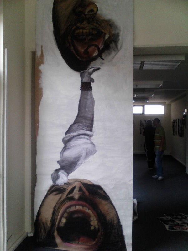 Izložba portreta u SKC