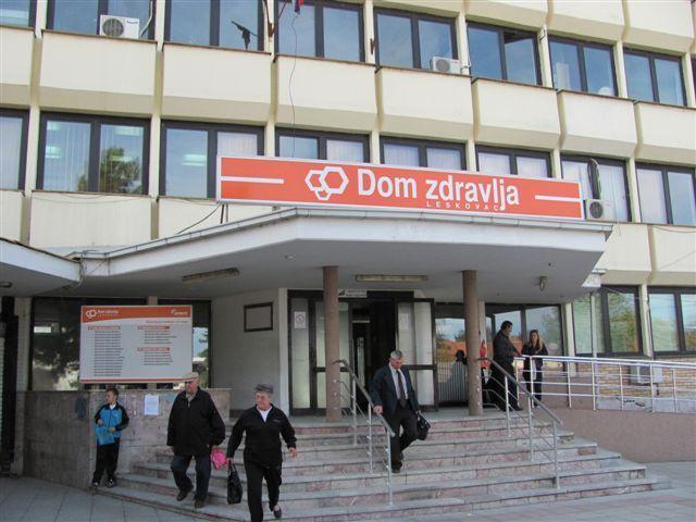 Sindikat lekara zakazao štrajk u Domu zdravlja