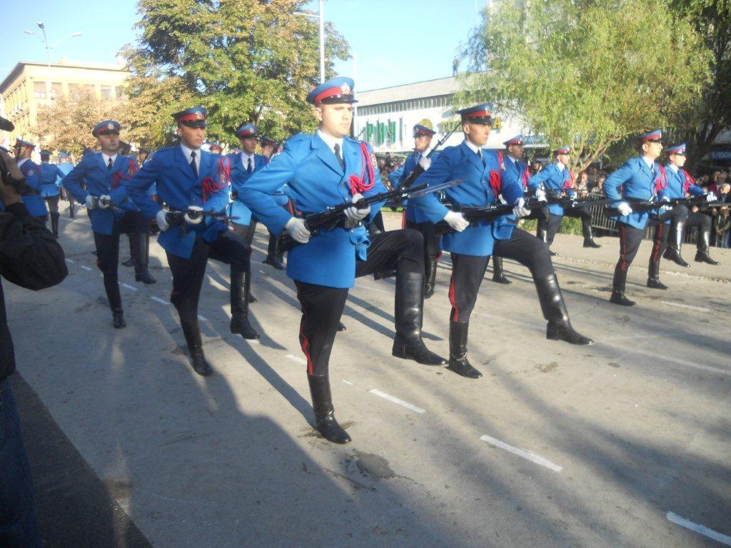 Proslavljen vek Gvozdenog puka