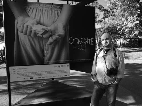 Andrej Jovanović osvojio drugo mesto za dizajn plakata