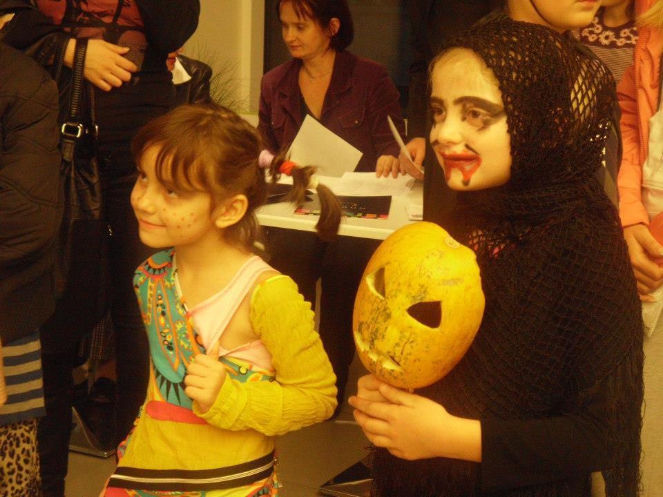 Maskenbal za Noć veštica