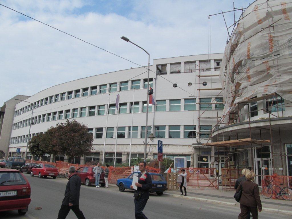 Drugi štrajk upozorenja gradskih i opštinskih radnika
