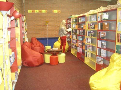 Međunarodni skup bibliotekara o mladima