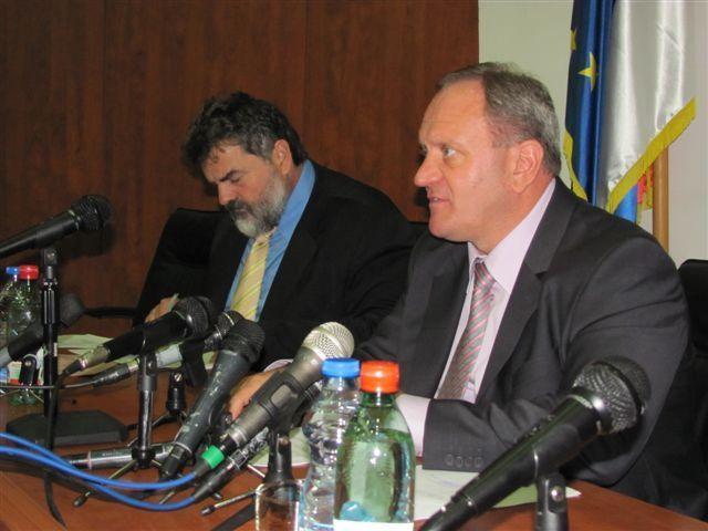 Smena i imenovanje novih načelnika u Leskovcu