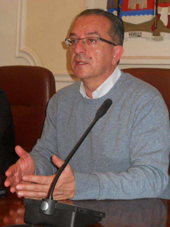 Perišić novi predsednik SKGO