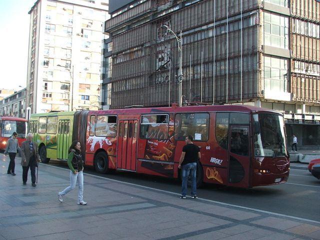 Praznični režim rada gradskog prevoza