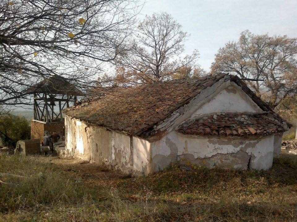 Obnova crkve u Jagličju