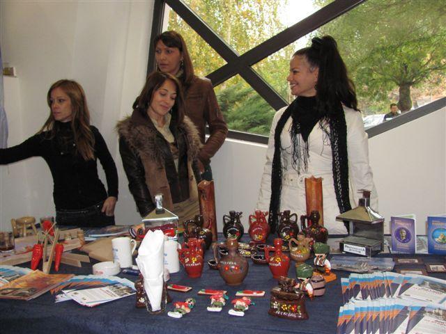 Izložba suvenira i turističkih publikacija