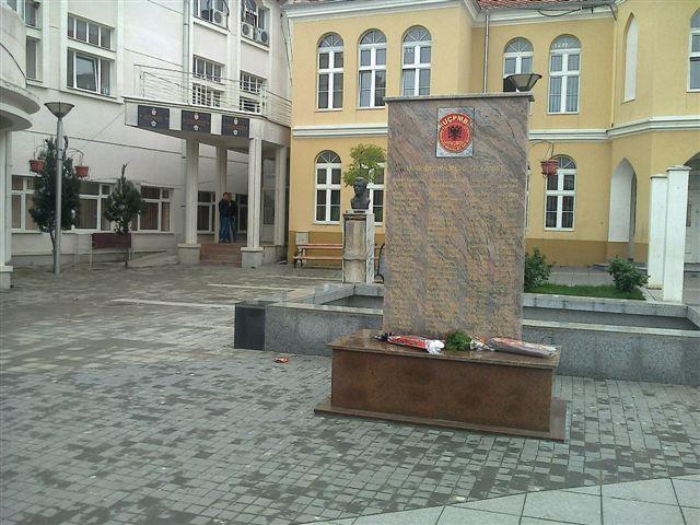 Spomenik u Preševu postavljen bez dozvole