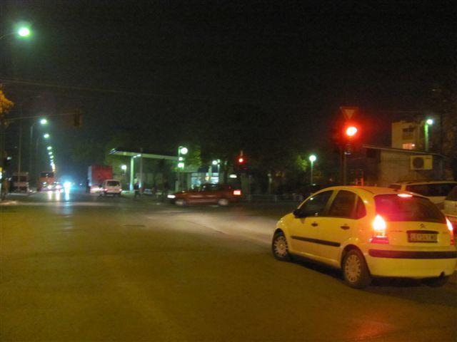 Renoviranje semafora u Leskovcu
