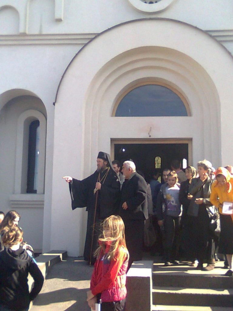 Liturgija episkopa Jovana u crkvi Svetog Nikole