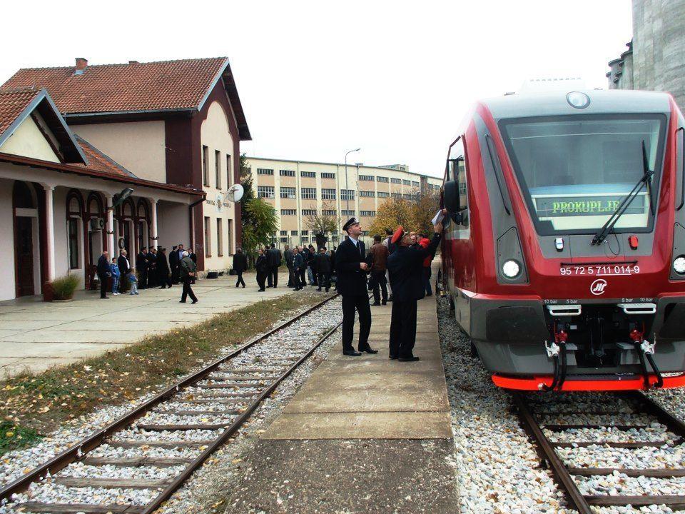 Topličane do Niša prevozi novi ruski voz