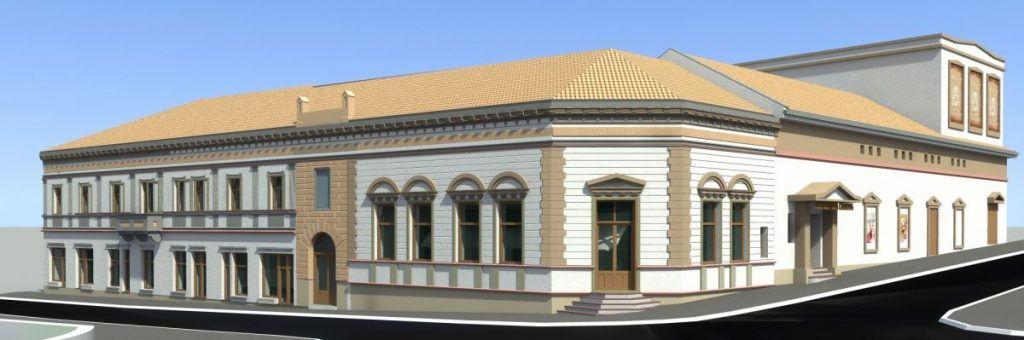 Prezentovano idejno rešenje nove zgrade pozorišta