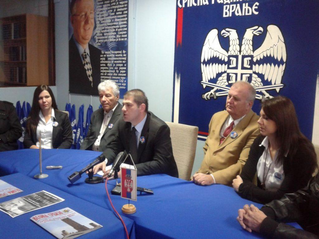 Radikali zabrinuti zbog situacije na jugu Srbije