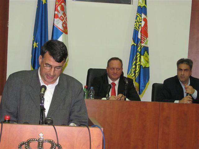 Izabrani novi načelnici u Leskovcu