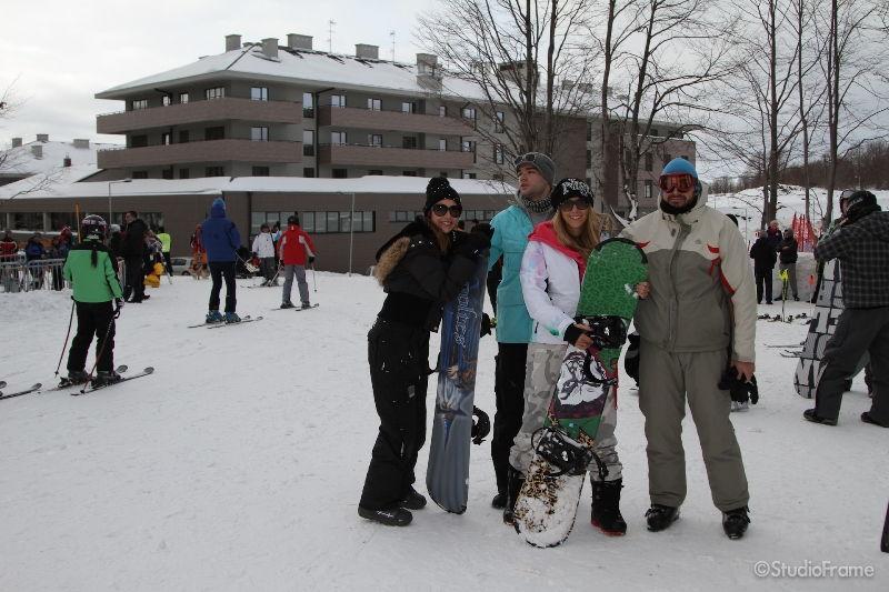 Poznati na otvaranju skijaške sezone na Staroj planini