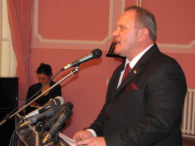 Gradonačelnik Cvetanović delegat lokalnih vlasti u EU