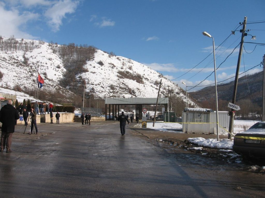 Integrisani prelaz na Končulju tek krajem godine