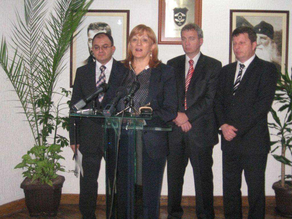 Verica Kalanović: Investiraćemo u industrijske zone