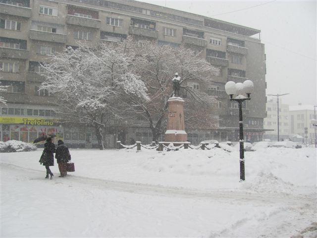 Počinje zima a snega ni za lek