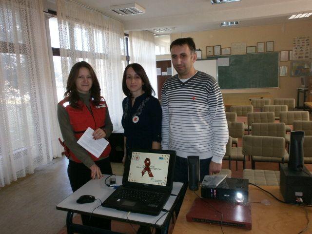 Lebanski osnovci učestvovali u borbi protiv AIDS