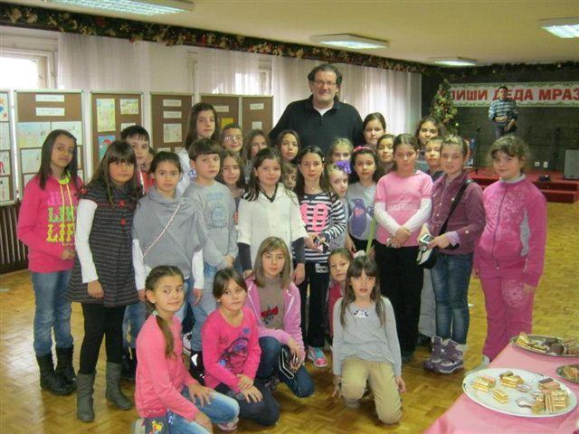 Prvu nagradu Pošte Srbije dobili dimitrovgradski učenici