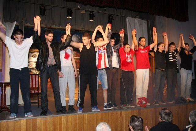 Priča sa zapadne strane najbolja predstava na festivalu u Beloj Palanci