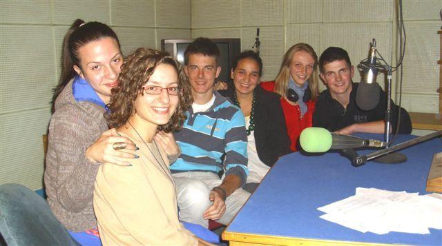"Glas mladih u emisiji ""Par godina za nas"" na Radio Leskovcu"