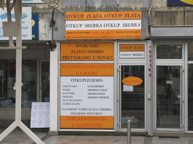 I u Leskovac stigli otkupljivači zlata i srebra