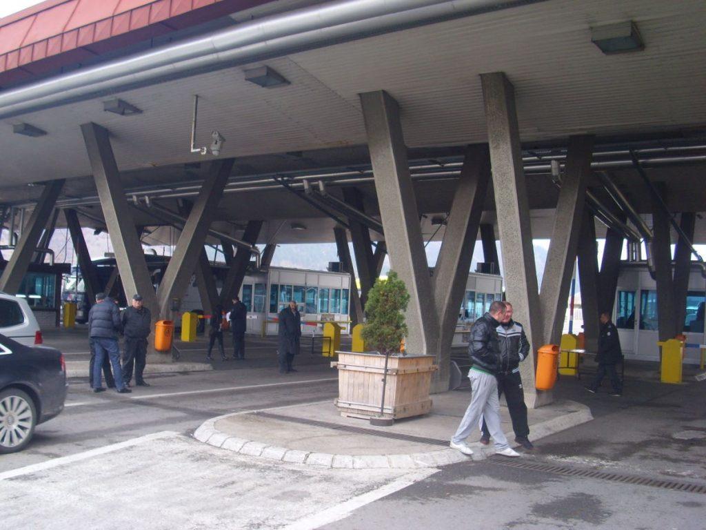 Poginuo policijski narednik na graničnom prelazu