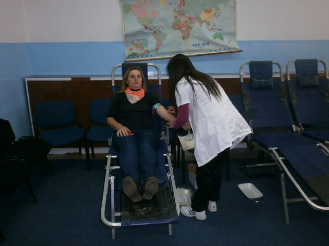 Lebančani dali krv