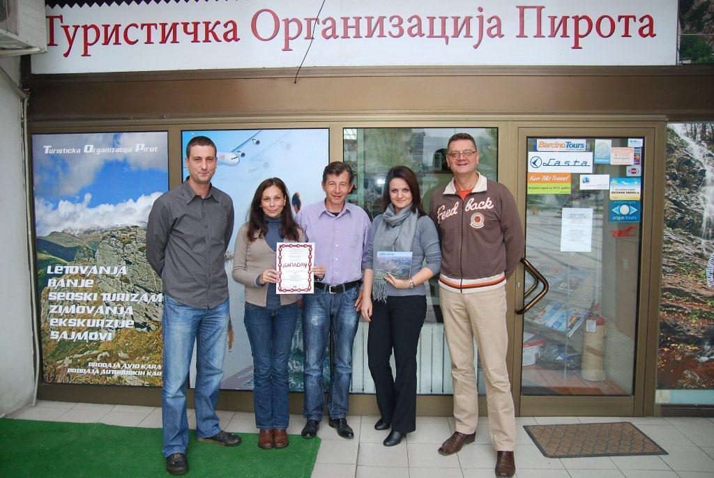 Nagrađena publikacija i na engleskom jeziku