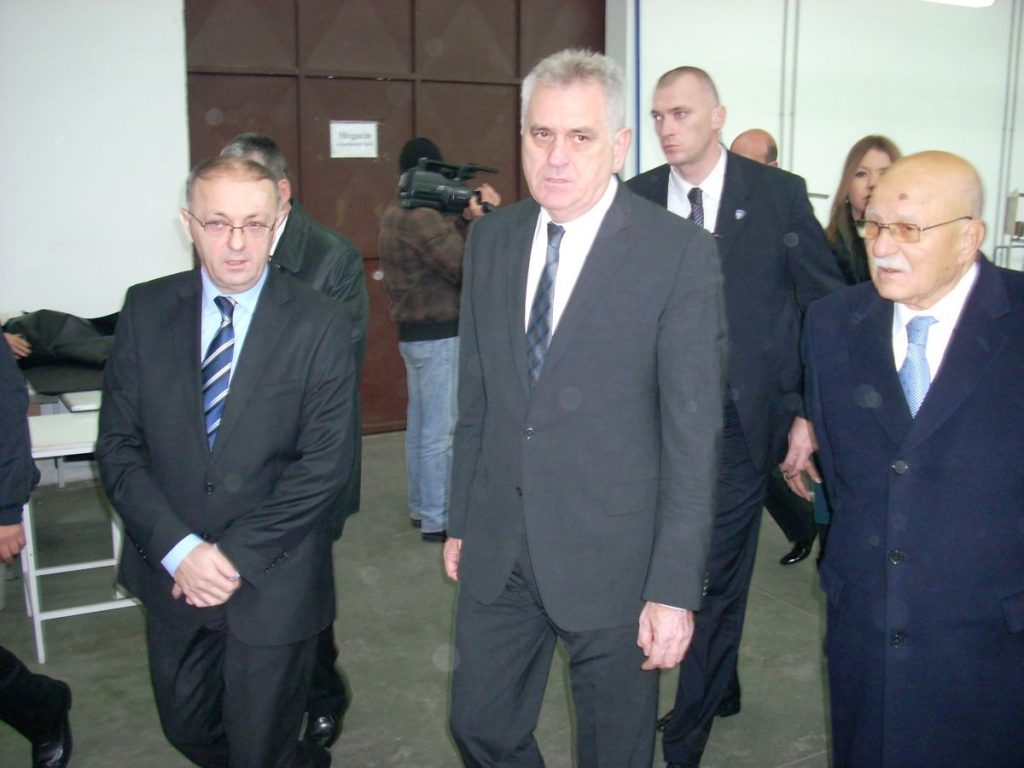 Tomislav Nikolić:Srbija će pomoći Simpu