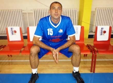 """Srđan Grujić novo pojačanje KK """"Pirot"""""""