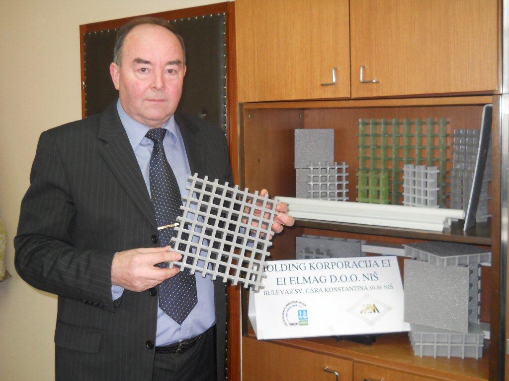 EI Elmag zastupa italijanskog proizvođača elemenata od armiranog poliestera
