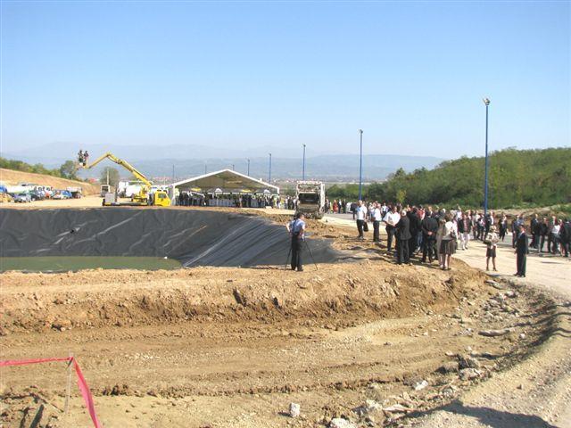 Na regionalnoj deponiji u Leskovcu nema otrovnog otpada, tvrde u PWW-u