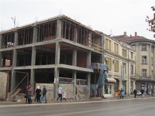 Gradilište Bagat pred rušenjem?