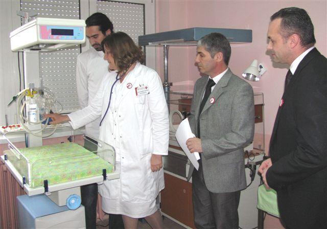 Fond B92 poklonio pedijatriji opremu od 31 hiljadu evra