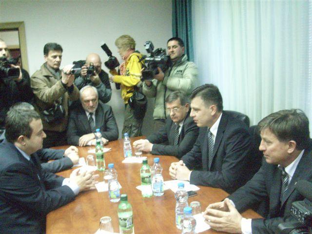 Dačić u Pirotu najavio strategiju razvoja juga Srbije