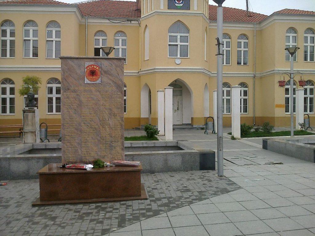 Nacionalni savet Albanaca protiv uklanjanja spomenika u Preševu