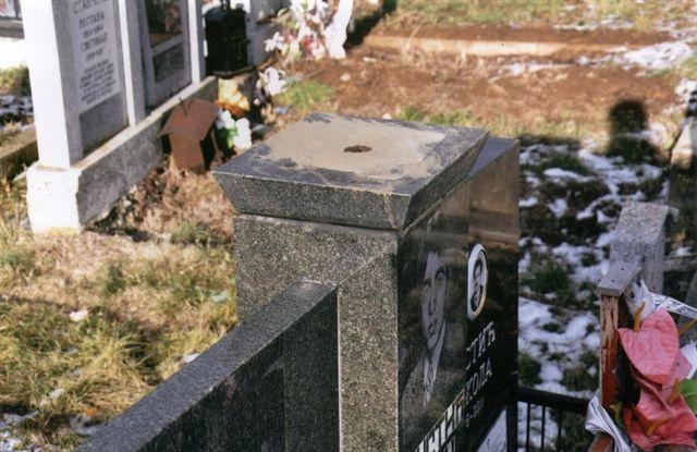 Nestale livene biste sa Svetoilijskog groblja