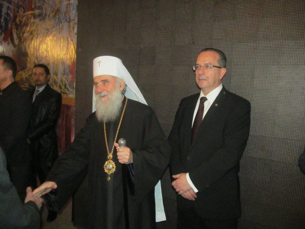 Proslava najvećeg hrišćanskog jubileja počela večeras u Nišu